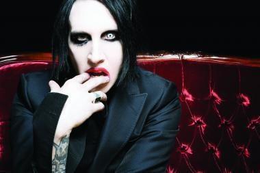 Skandalistas M.Mansonas surengs įspūdingą šou Rygoje