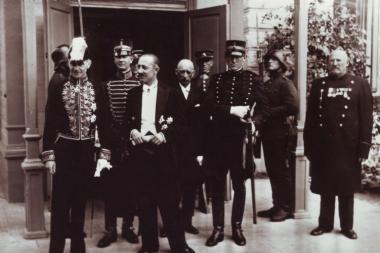 Muziejuje – kitoks žvilgsnis į diplomatijos istoriją