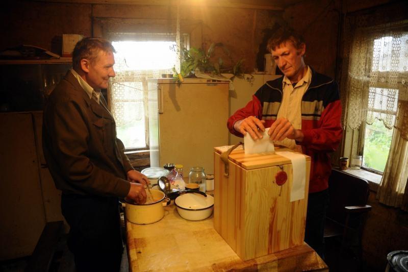 Baltarusijos opozicija kaltinama bandymais diskredituoti balsavimą
