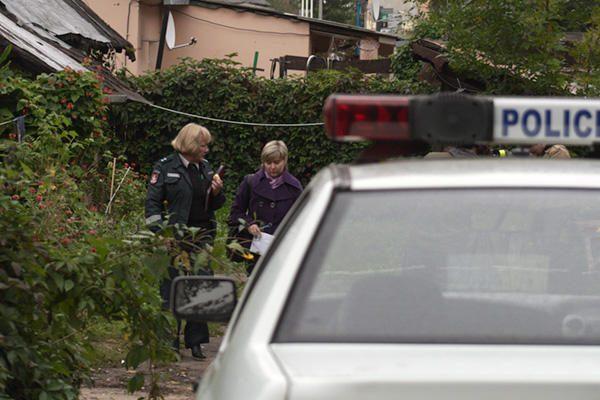 Panerių gatvės gyventojas mirė įstrigęs orlaidėje