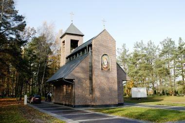 Priėmimo komisija Lėbartų koplyčiai priekaištų neturėjo