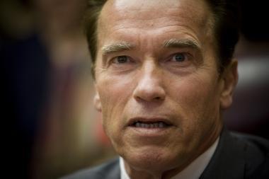 A.Schwarzeneggeris mąsto apie ateitį po rinkimų