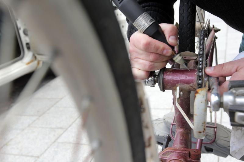 Klaipėdiečius kviečia nemokamai policijoje registruoti dviračius