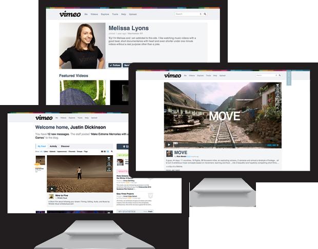 """""""Youtube"""" konkurentas """"Vimeo"""" gavo naują dizainą ir galimybes"""