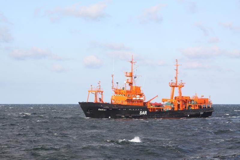 Karinių pajėgų laivas