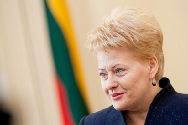 D.Grybauskaitė: norint paspartinti naujųjų technologijų plėtrą, reikia peržiūrėti savo stereotipus
