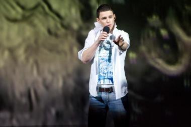 """Paskutinis """"Dainų dainos"""" pusfinalininkų šešetas (papildyta balsavimo lentele)"""