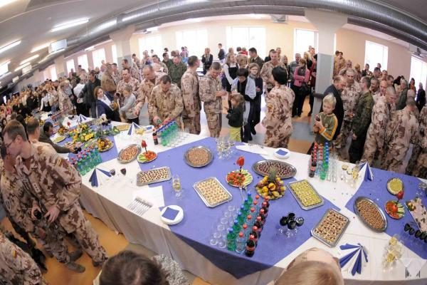 Į misiją Afganistane išlydėta 12-oji karių pamaina