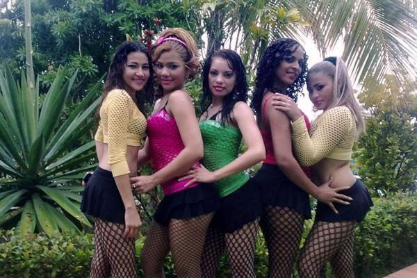 Hondūre grupės