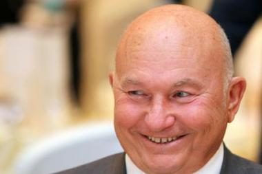 Rusijos Federacijos Tarybos pirmininkas: J.Lužkovo politinė karjera baigta