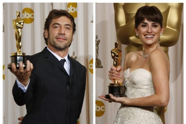 Susituokė aktoriai P.Cruz ir J.Bardemas