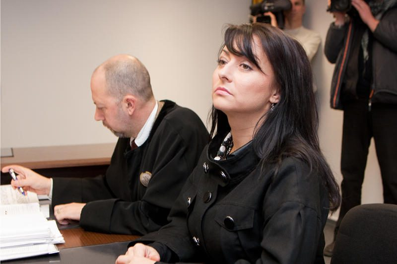 Liudytojai vaizdo įraše atpažino I.Jurgelevičiūtę