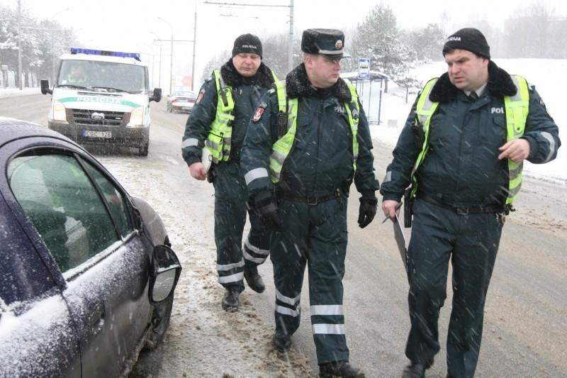 Vilniuje pėsčiųjų perėjoje partrenkti du vaikai