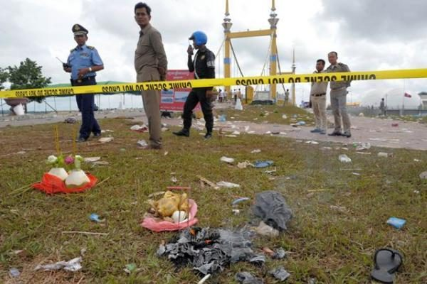 Kambodžoje ant tilto įvykusios spūsties aukų padaugėjo iki 456