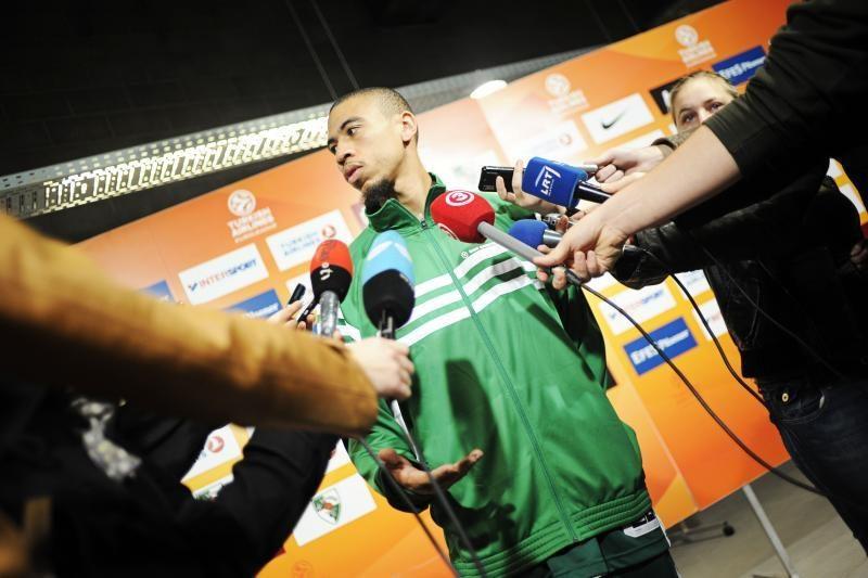 """""""Žalgirio"""" treneris J.Plaza: į Ispaniją važiuojame parsivežti pergalės"""