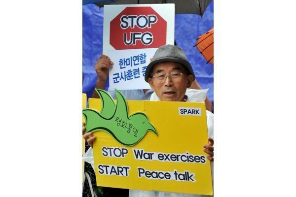 Pietų Korėja ir JAV pradėjo karines pratybas, nepaisydamos Šiaurės Korėjos grasinimų