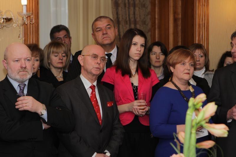 Klaipėdoje - naujo Rusijos generalinio konsulato įkurtuvės
