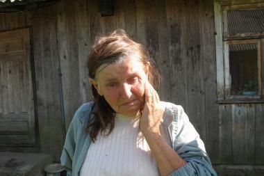 A.Klumbio močiutė: anūkas dar Lietuvoje