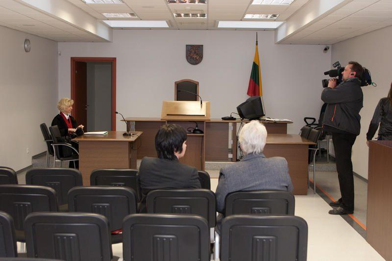 Buvęs D.Kedžio šalininkas reikalauja teisto advokato (papildyta)