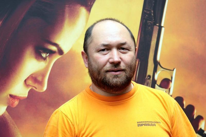 T.Bekmambetovas pripažintas geriausiu užsienio režisieriumi
