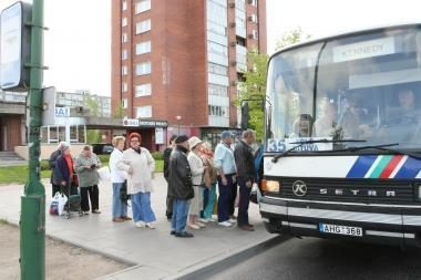 Taryba: maršrutai iš Klaipėdos į Palangą ir Dituvą nebūtini