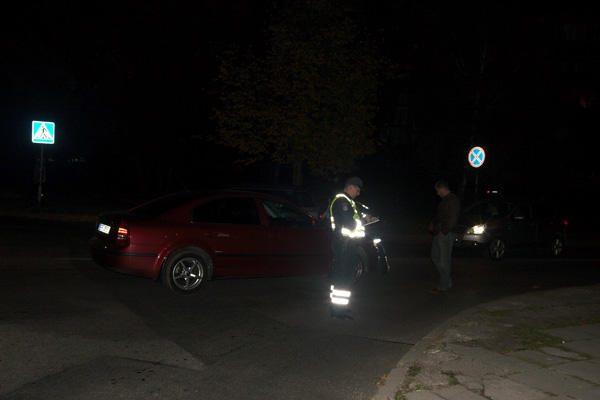 Vilniuje partrenkti du pėstieji