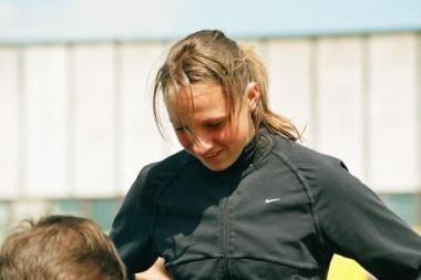 Klaipėdietė apgynė šalies kroso čempionės titulą