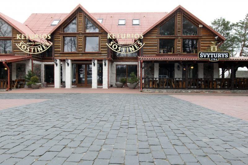 Vievio kavinės trinkelės labai panašios į buvusias Gedimino pr.
