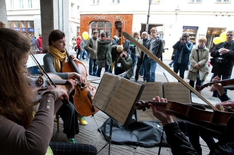 Lietuvos muzikų rėmimo fondui - 20 metų