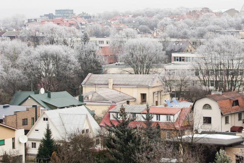 Kino kūrėjai: speigai Vilniuje – geriausia proga filmuoti Sibirą
