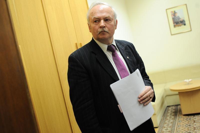 Iš Seimo – raginimai bausti pareigūnus, neleidžiančius mitinguoti