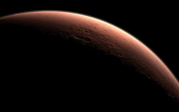 Meteoritas, nukritęs Maroke, atskriejo iš Marso