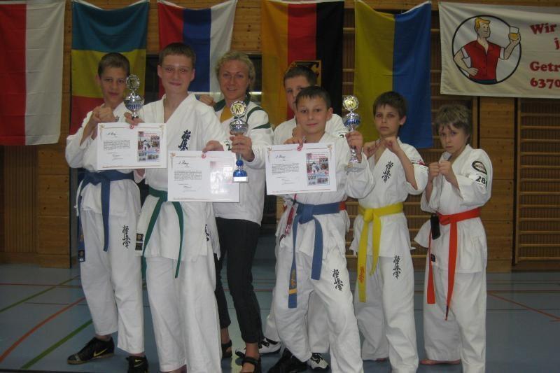 Jaunieji Klaipėdos karate sportininkai – tarp prizininkų
