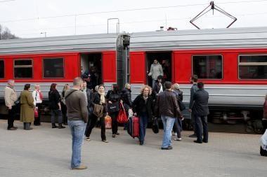 Keičiami traukinių tvarkaraščiai. Dėl remonto galimi vėlavimai