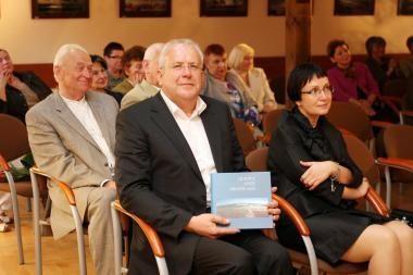 Klaipėdos gydytojas pristatė knygą ir parodą