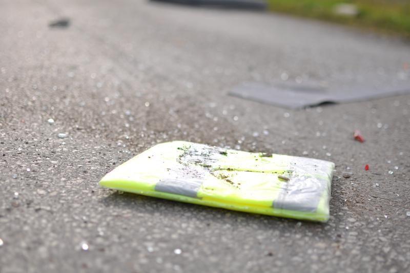 Tragiška avarija Kauno rajone nusinešė vyro gyvybę