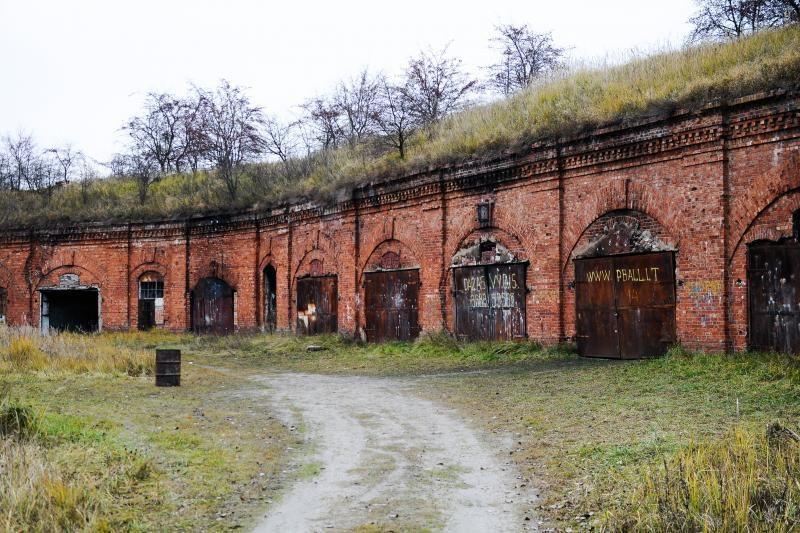 Ketina steigti Šeštojo forto karo muziejų