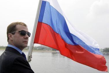 D.Medvedevas: Baltarusija ieško priešo