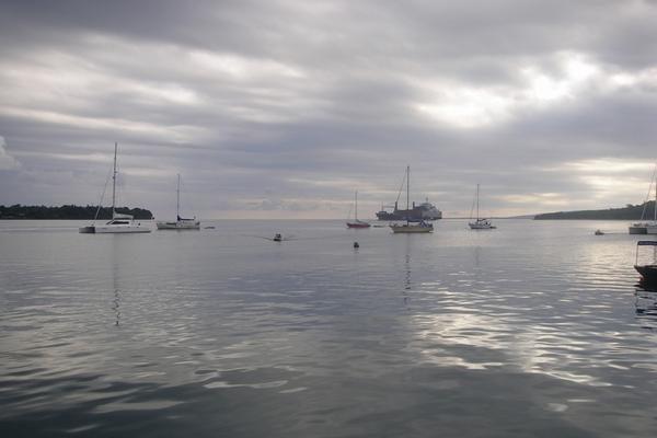 """""""Ragainės II"""" įgulos įspūdžiai iš Vanuatu salyno"""