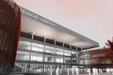 Sumažėjo norinčiųjų tapti Klaipėdos arenos koncesininku