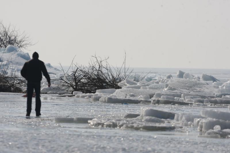 Ledonešis pamaryje prognozuojamas savaitgalį