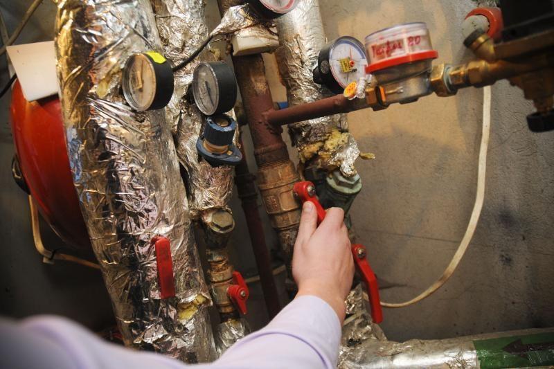 Klaipėdos šilumos ūkio prižiūrėtojai skubėjo išjungti šilumą
