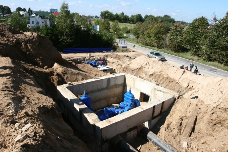 Vilniaus miesto gyventojai mėgausis tyru vandeniu