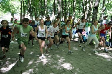 Gargžduose – Birželio 1-ajai skirtas bėgimas