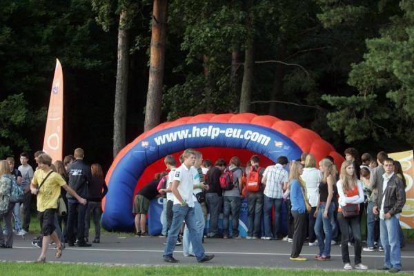 Vilnius rugsėjo 1-ąją šventė be alkoholio