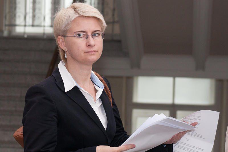 N.Venckienei bus keliama drausmės byla dėl elgesio Garliavos klinikoje