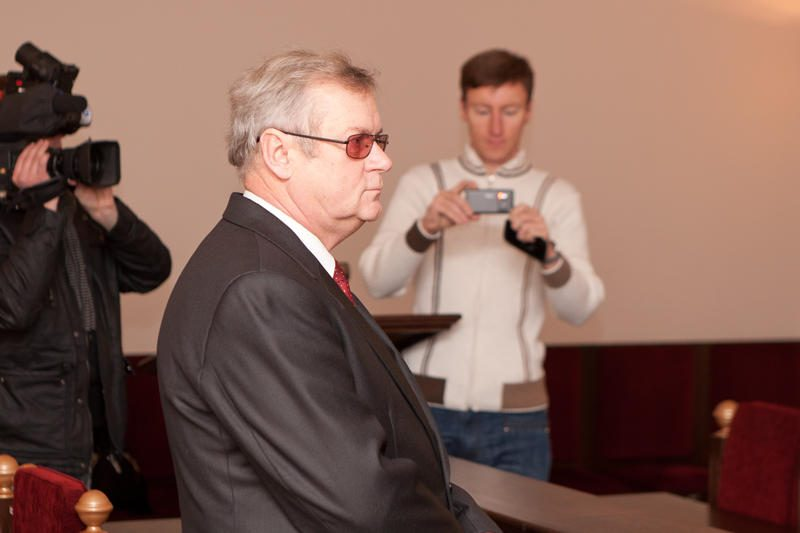 Buvęs teisėjas tikina kalinius paleidęs dėl per didelio krūvio