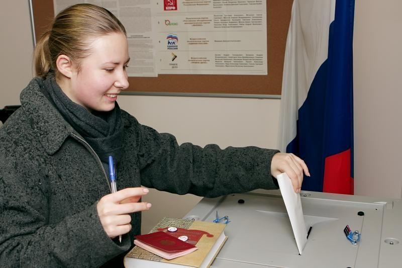 Lietuvoje kol kas Dūmos rinkimuose balsavo 2,5 tūkst. Rusijos piliečių