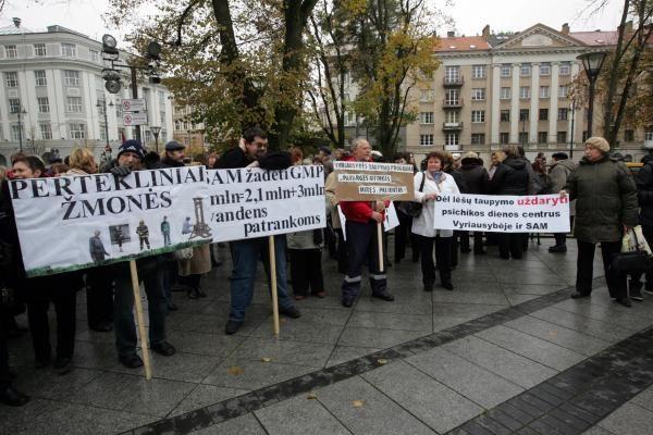 Profesinės sąjungos reikalauja premjero atsistatydinimo (papildyta)
