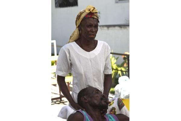 Choleros protrūkis Haityje – biologinė ataka?